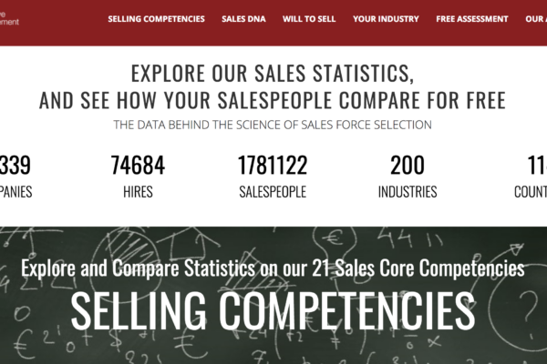 What does it take to build a world class sales team?